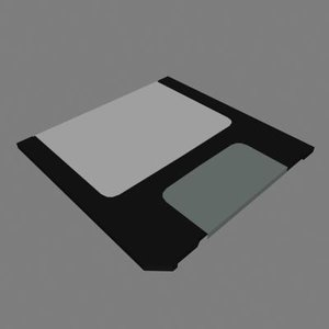 3ds max diskette disk