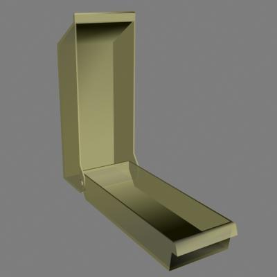 3d model diskette case