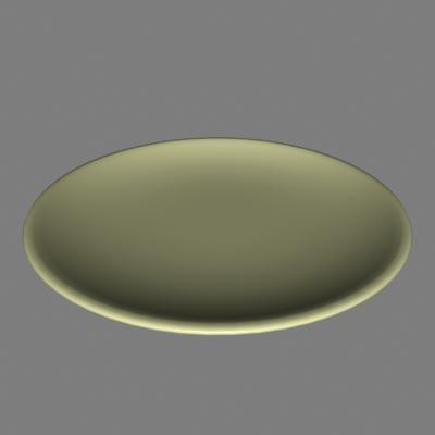 3d model plate