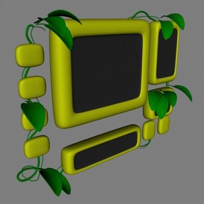 3dsmax screen