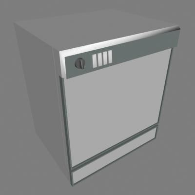 dish washer 3ds