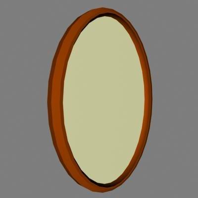 3dsmax oval frame