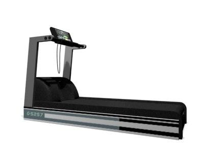 treadmill equipment 3d model