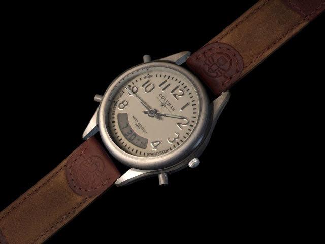 lightwave coleman watch