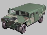 US Marine Humvee