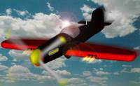 P51-D Fighter