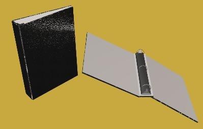 cob 3-ring binder