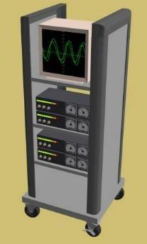 electrnic rack meters cb
