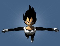 free lwo model vegeta man