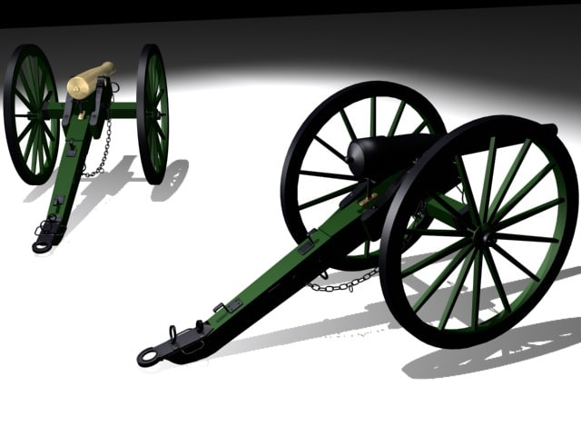war cannons max