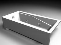 bathroom tub max