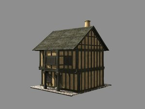 max building medieval house