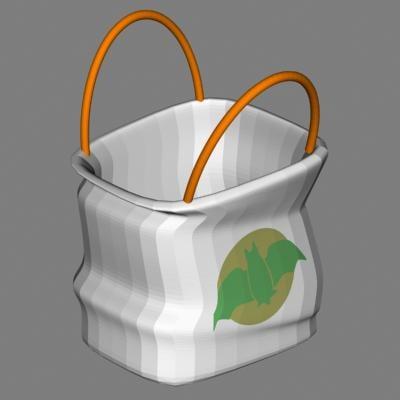 lightwave bag trick