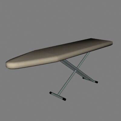 lightwave ironing table