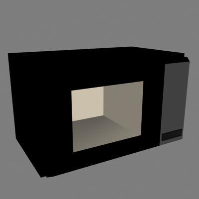 microwave 3d lwo