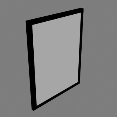 lightwave picture frame