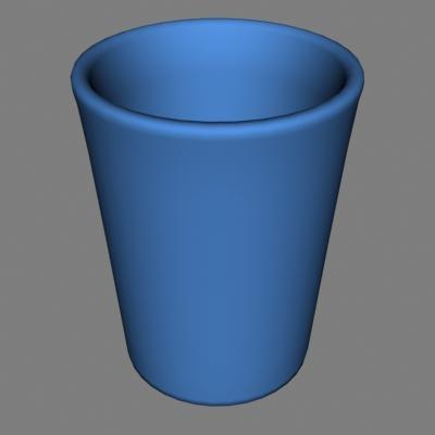 lightwave plastic basket