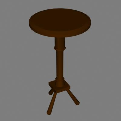 table 3d lwo