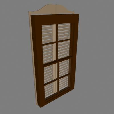 3d lwo window