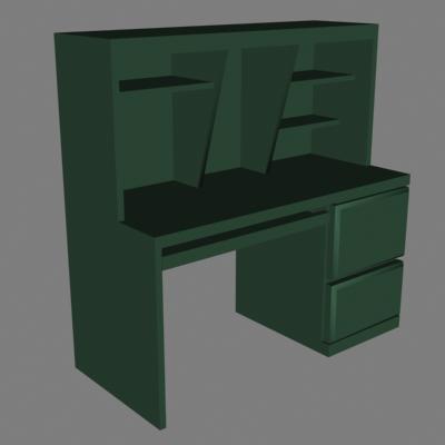 desk dxf