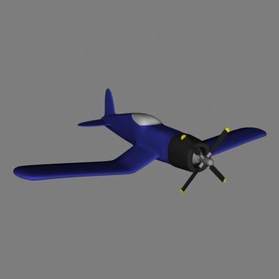 lwo fighter plane