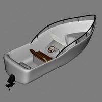lightwave motorboat boat