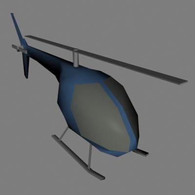 helicopter lwo