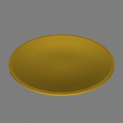 plate 3d lwo