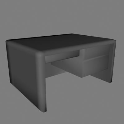 3d simple model