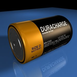 size d battery max free