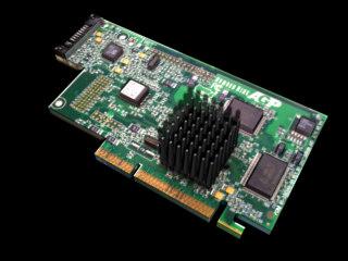 agp card 3d model