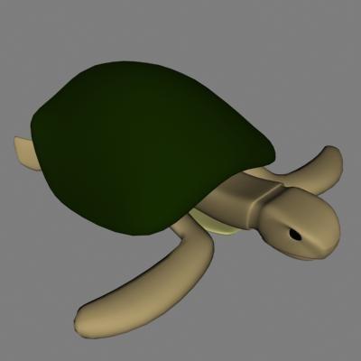 turtle dxf
