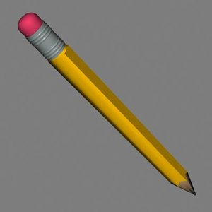 pencil dxf