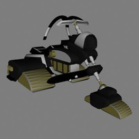 3dsmax motorcycle