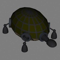 turtle 3d dxf
