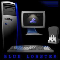 graphics workstation 3d lwo