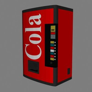 vending machine dxf