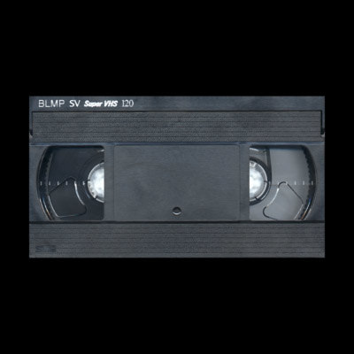 3d vhs tape