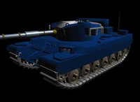 3ds max tank concept