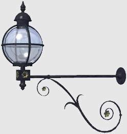3d model bracket lamp