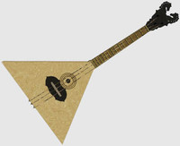 russian balalaika 3ds