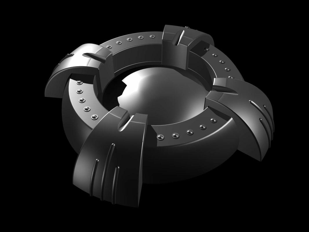 design ashtray max