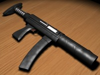 Sub Machine Gun(3d Max).zip