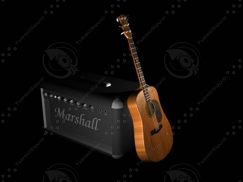 guitar amplifier max free