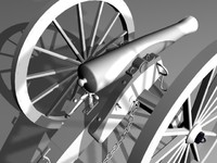 maya civil war cannon