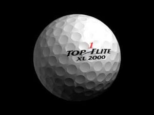 golf ball 3d dxf