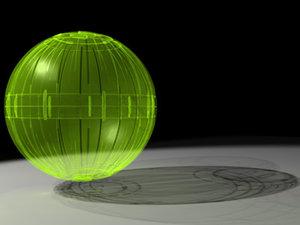 3d model hamster ball