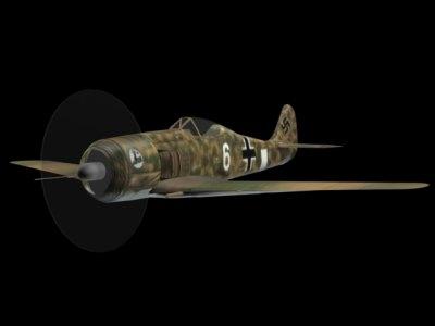 fock wulf fw-190 f-8 max