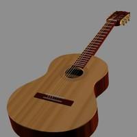 maya guitar prj