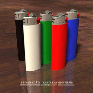 lightwave bic lighters